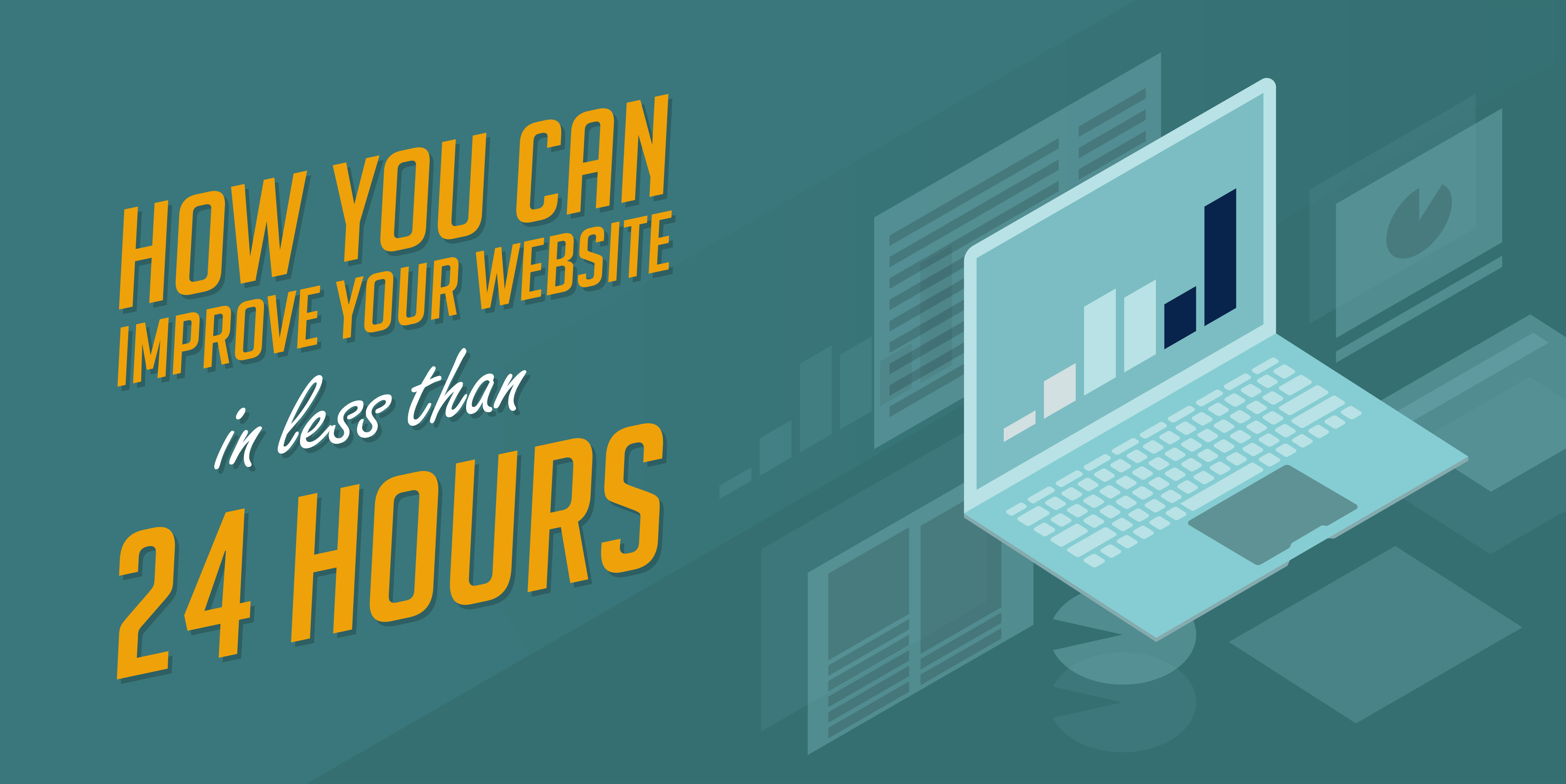 Improve Your Website in 24hrs