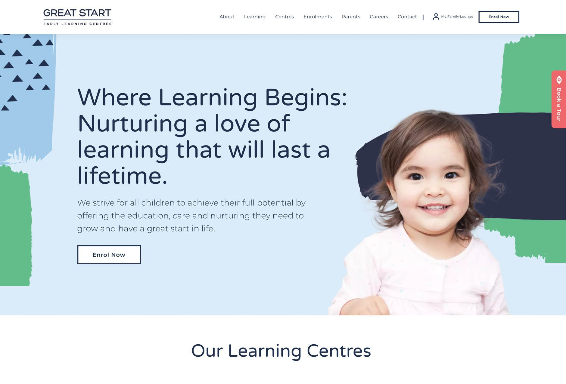Great Start Early Learning Centre