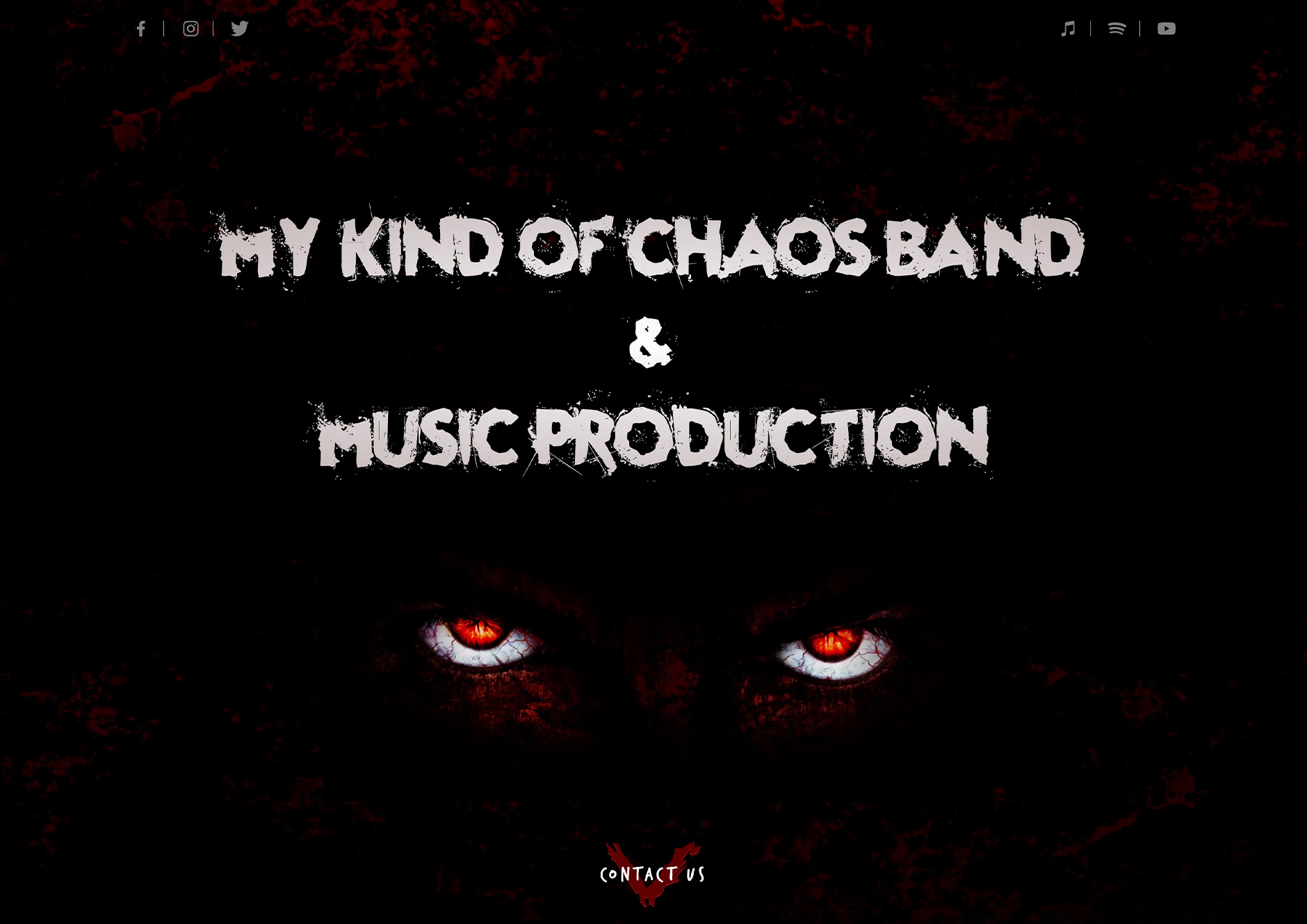 My Kind Of Chaos