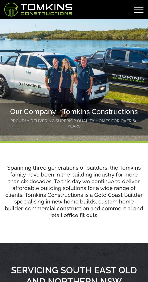 Tomkins Constructions